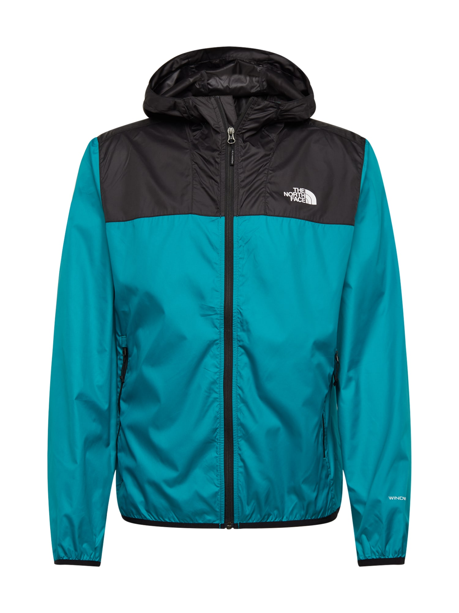 THE NORTH FACE Přechodná bunda CYCLONE 2.0 černá petrolejová The North Face