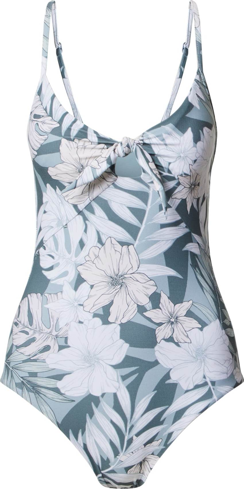 Plavky Tie Front Sweetheart Maillot mix barev Seafolly