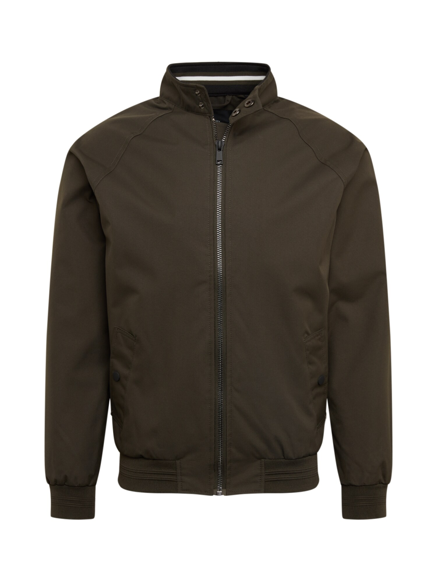 BURTON MENSWEAR LONDON Přechodná bunda S20 KHK CORE HARRING khaki Burton Menswear London