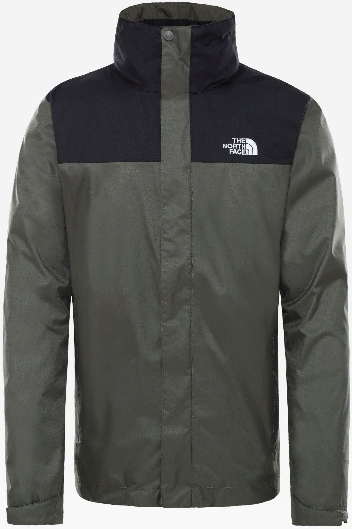 THE NORTH FACE Outdoorová bunda EVOLVE II TRICLIMATE šedá The North Face