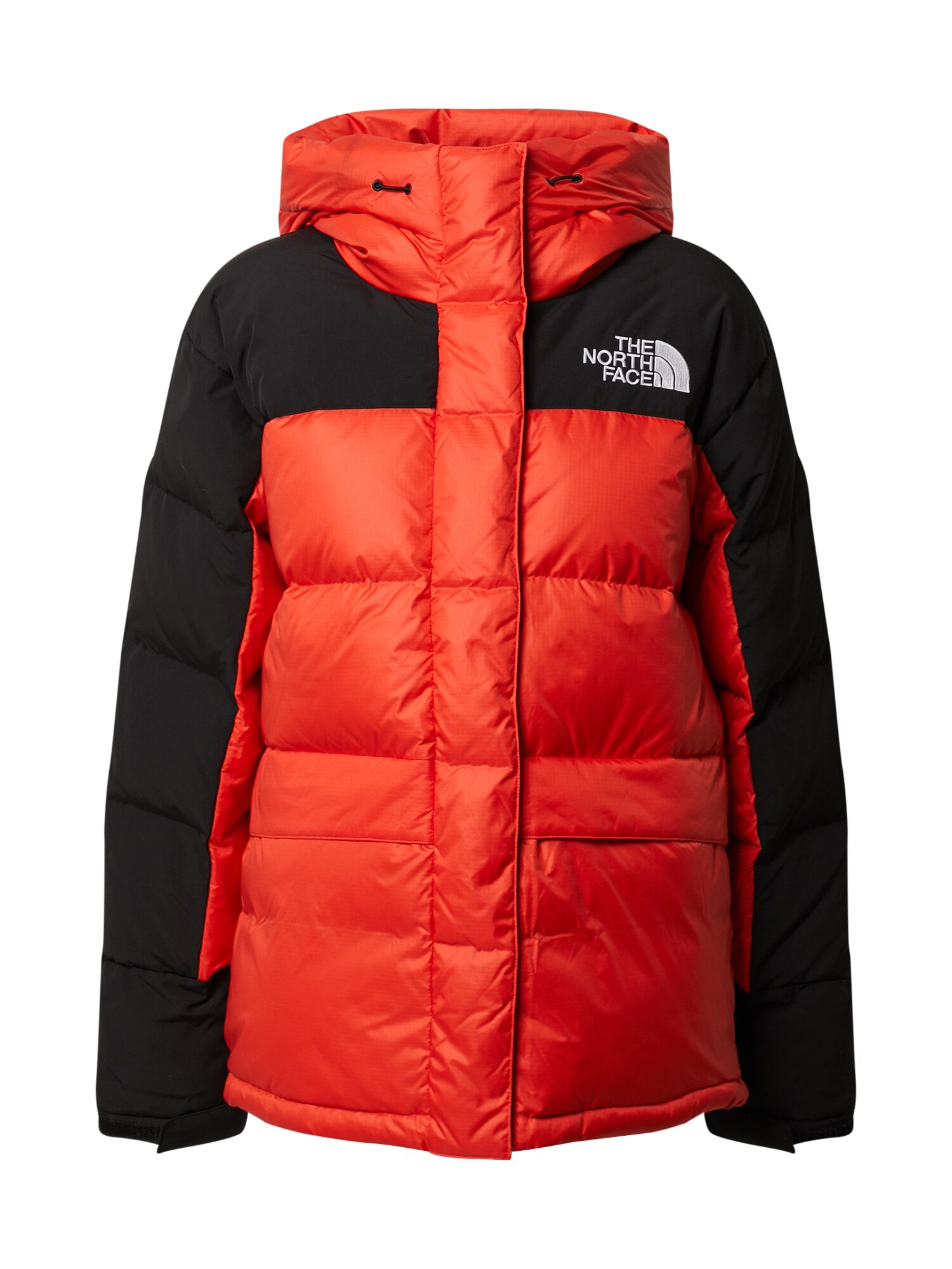THE NORTH FACE Outdoorová bunda HMLYN DOWN PARKA černá korálová The North Face