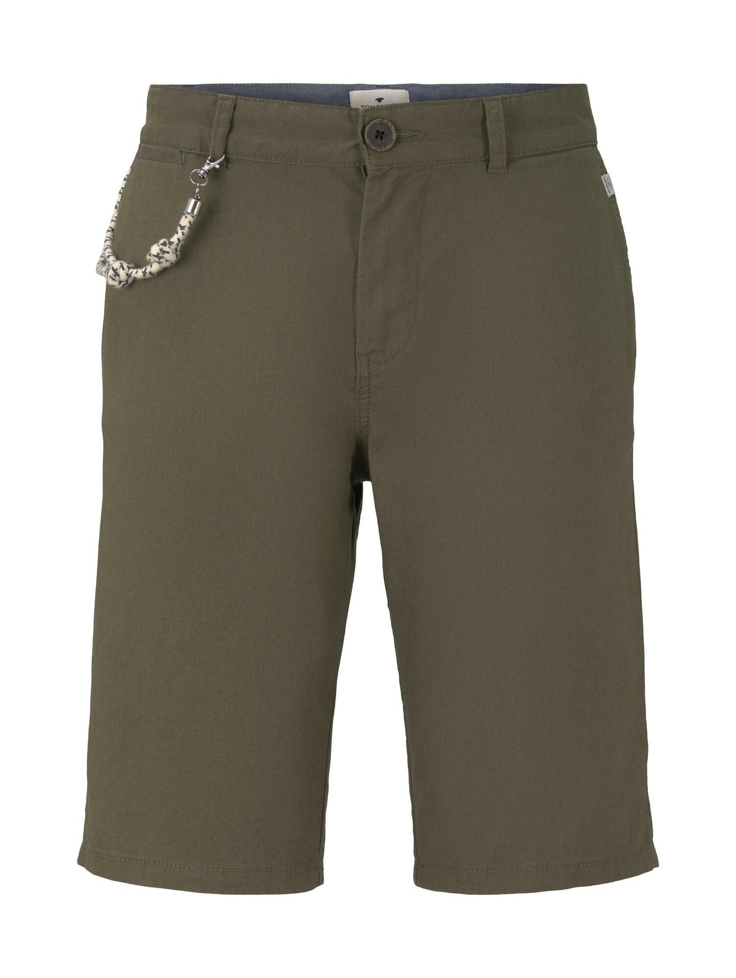 TOM TAILOR Chino kalhoty khaki Tom Tailor