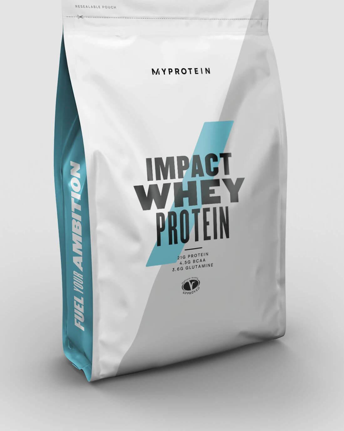 Levně Myprotein Impact Whey Protein 250g (Vzorek) - 250g - Marcipán