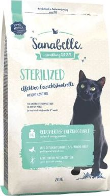 bosch Cat Sanabelle Sterilized - 10 kg