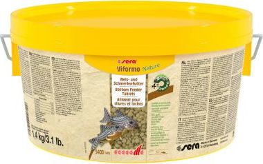 sera Viformo Nature tablety - 2.000 ml (6 250 tb.)