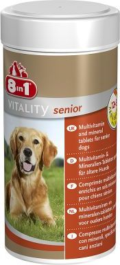 8in1 Multi Vitamin Vitality Senior - 70 tablet