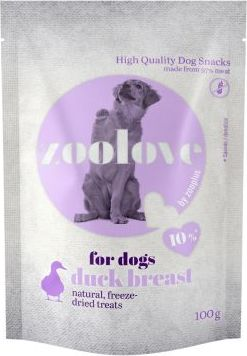 zoolove duck breast - 100 g