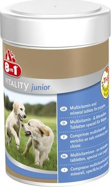8in1 Multi Vitamin Vitality Junior - 100 tablet