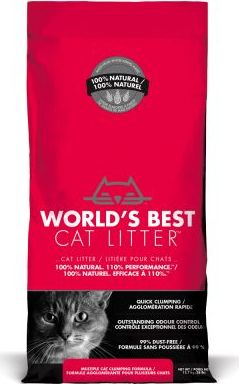 Kočkolit World's Best Cat Litter Extra Strength - 12,7 kg