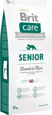 Brit Care Senior All Breed Lamb & Rice - 12 kg