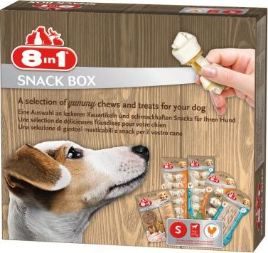 Snackbox 8in1 - M (2 x 445 g)