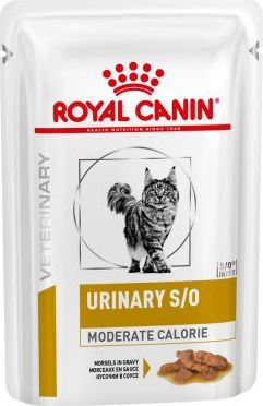 Royal Canin VD Urinary SO Moderate Calorie - 24 x 85 g
