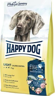 Happy Dog Supreme fit vital Light - výhodné balení 2 x 12 kg
