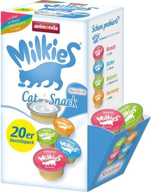 Multipack Animonda Milkies Selection - Mix I - 60 x 15 g
