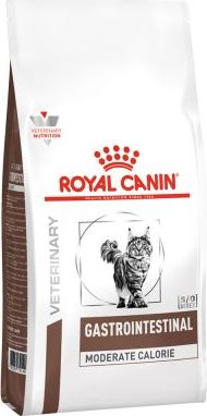 Royal Canin VD Gastrointestinal Moderate Calorie - 4 kg