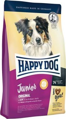 Happy Dog Supreme Young Junior Original - Výhodné balení: 2 x 10 kg