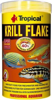 Tropical Krill Flake - 500 ml