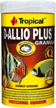 Tropical D-Allio Plus Granulate - 250 ml