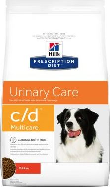 Hill's Prescription Diet c/d Multicare Urinary Care s kuřecím - 12 kg