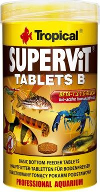 Tropical Supervit Tablets - 250 ml