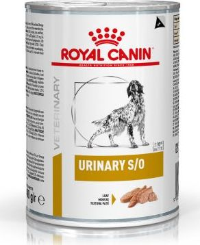 Royal Canin Urinary S/O - Veterinary Diet - 12 x 410 g