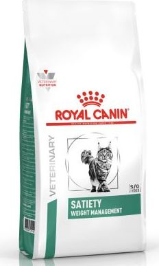 Royal Canin VD Feline Satiety Support Weight Management - 3,5 kg