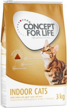 Concept for Life Indoor Cats - 10 kg