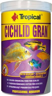 Tropical Cichlid Gran - 1 l