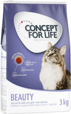 Concept for Life Beauty Adult - 3 x 3 kg