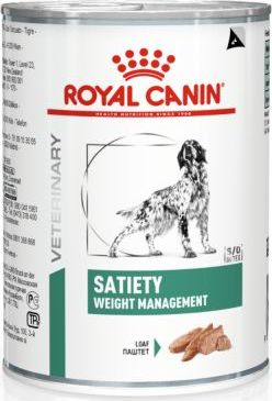 Royal Canin VD Canine Satiety Weight Management - 12 x 410 g