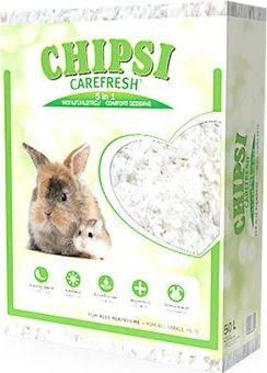 Stelivo Chipsi Carefresh Pure White - 50 l