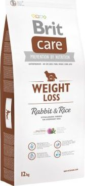 Brit Care Weight Loss Rabbit & Rice - 12 kg