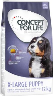 Concept for Life X-Large Puppy - 12 kg