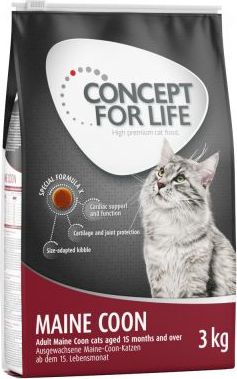 Concept for Life Maine Coon Adult - 10 + 2 kg zdarma!