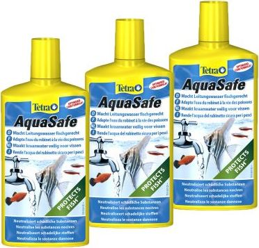 Tetra AquaSafe 3 x 500 ml - 3 ks