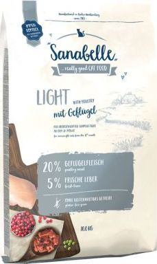 bosch Cat Sanabelle Light - 10 kg