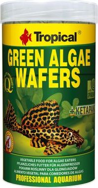 Tropical Green Algae Wafers - 1 l