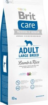 Brit Care Adult Large Breed Lamb & Rice - 12 kg