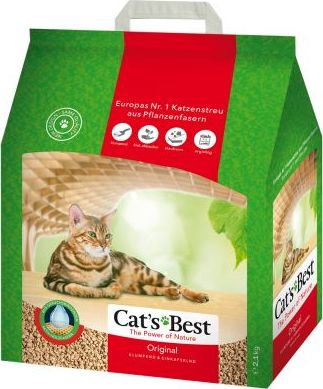 Cats Best Original kočkolit - 40 l (ca. 18 kg)