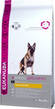 Eukanuba Adult Breed Specific Eukanuba German Shepherd - 12 kg