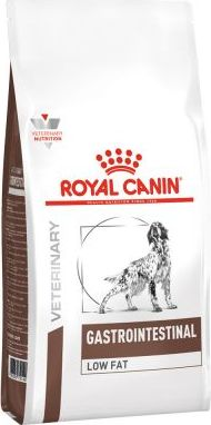 Royal Canin VD Gastro Intestinal Low Fat - 12 kg