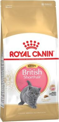 Royal Canin Kitten British Shorthair - 400 g