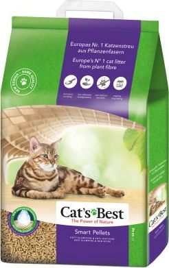 Cat's Best Smart Pellets kočkolit - 20 l