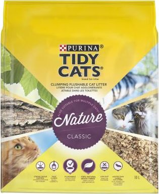 Purina Tidy Cats Nature Classic - 30 L