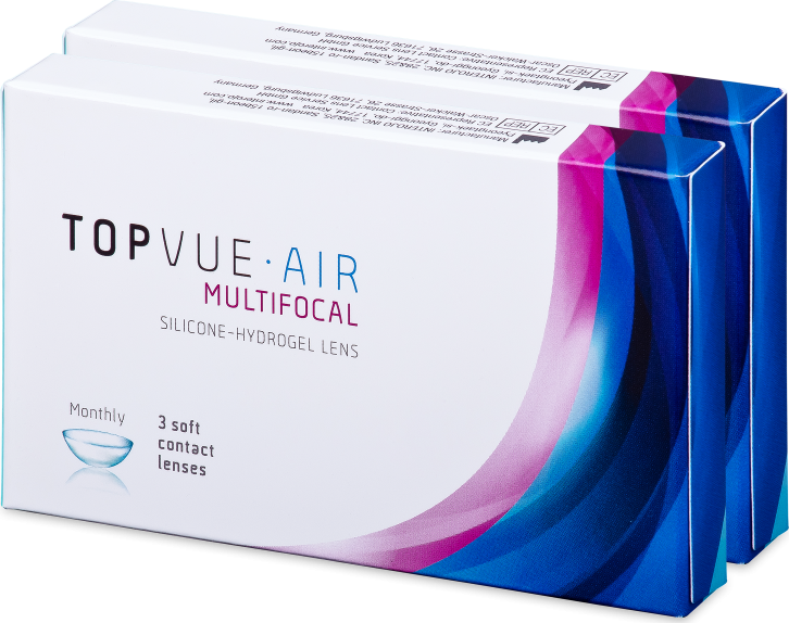 Air Multifocal (6 čoček)