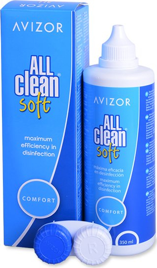 Avizor Roztok All Clean Soft 350 ml