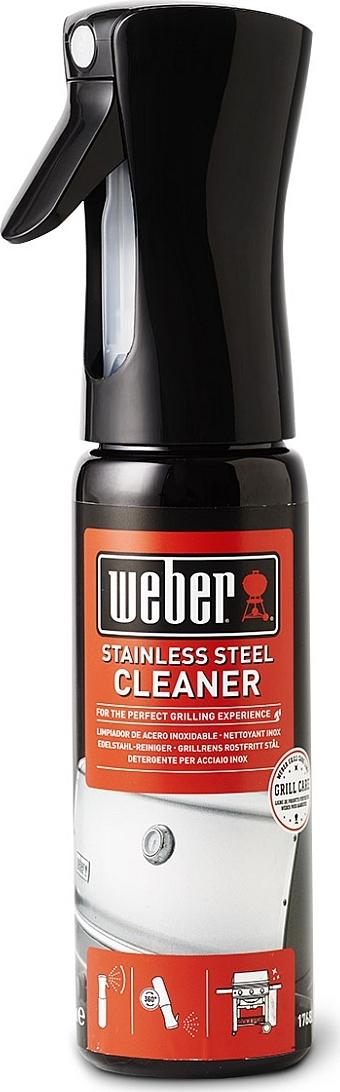 Levně Weber čistič na ušlechtilou ocel