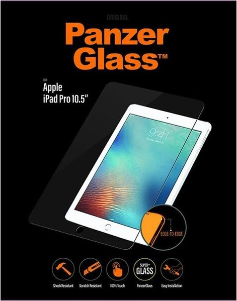 "PanzerGlass Edge-to-Edge Apple iPad 10,5""/Air (2019) čiré"