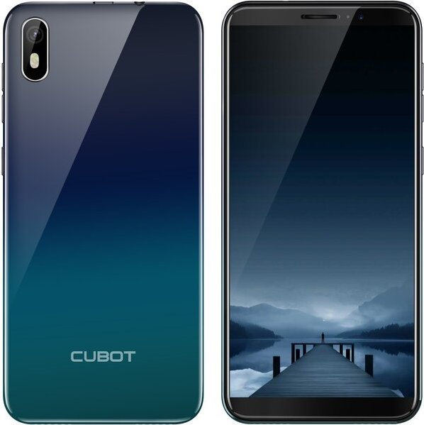 Cubot J5 2GB/16GB gradient