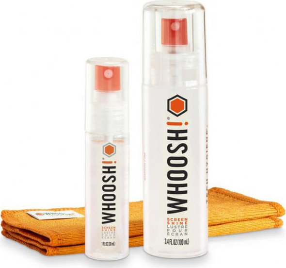 WHOOSH! Screen Shine Duo Box čistič obrazovek 100 30 ml